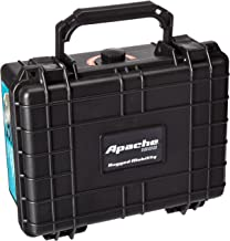 Apache Watertight Protective Hardcase with Customizable Foam Insert 9-3/16