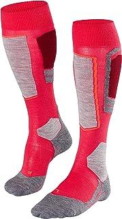 SK4 W KH Calcetines de esquí, Mujer, Rosa (Rosa 8564)