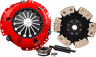 Action Clutch Stage 6 Pressure Plate & Disc Kit for Subaru WRX Sti 2004-16 6-SPEED