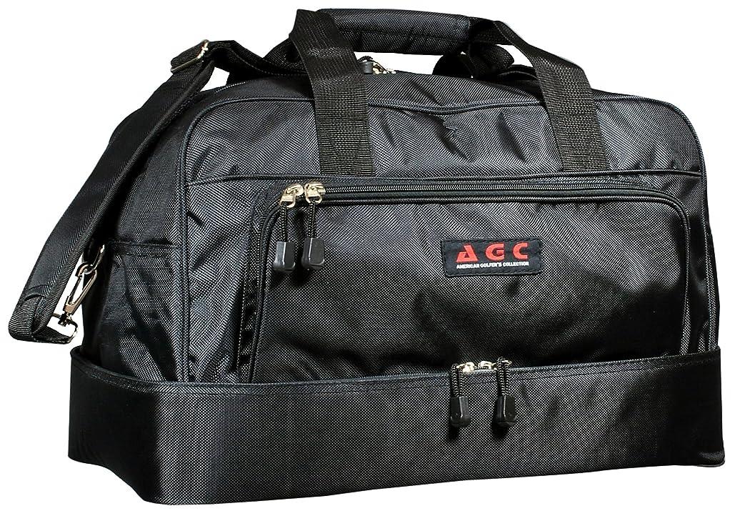 平行移植前LEZAX(レザックス) AGC 二段式ボストンバッグ AGBB-1201