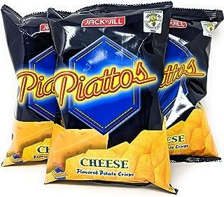 Jack'n Jill Piattos Cheese 3oz, 3 Pack