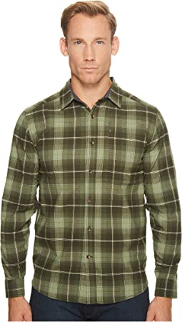 Royal Robbins - Merinolux Flannel Long Sleeve Shirt
