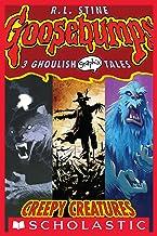 Goosebumps Graphix #1: Creepy Creatures (English Edition)