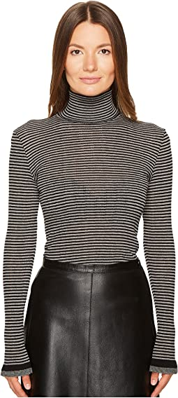 Sonia Rykiel - Striped Cotton Pull