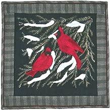 cardinal applique pattern