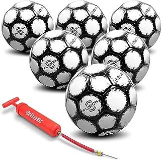 GoSports FUSION Soccer Balls - Top Level Performance -...