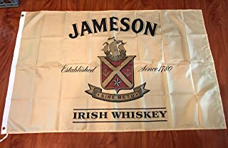 Jameson Irish Whiskey Flag 3x5 ft Banner
