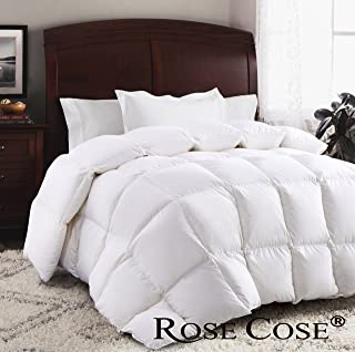 1000 thread count european white goose down comforter