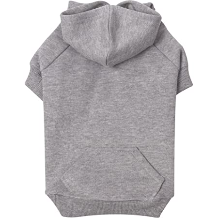 Zack /& Zoey Basic Hoodie for Dogs