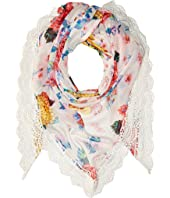 Betsey Johnson - Gypsy Floral Triangle