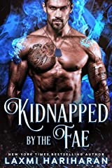 Kidnapped by the Fae: Paranormal Dark Fae Romance (Fae's Claim Book 5) Kindle Edition