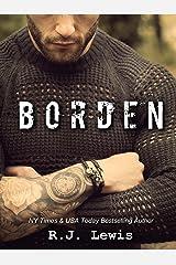 BORDEN (English Edition) Format Kindle