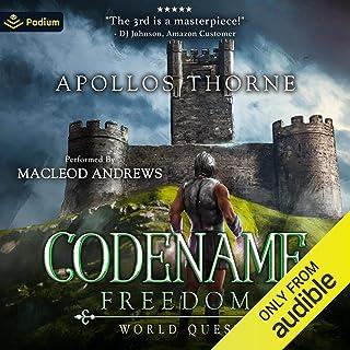 World Quest: Codename: Freedom, Book 3