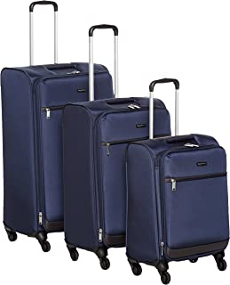 AmazonBasics Softside Trolley Luggage