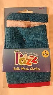 razz Bath Wash Cloths