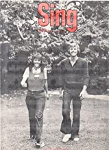 Sing ; featuring The Carpenters ; Vocal Piano Guitar ; Vintage Sheet Music