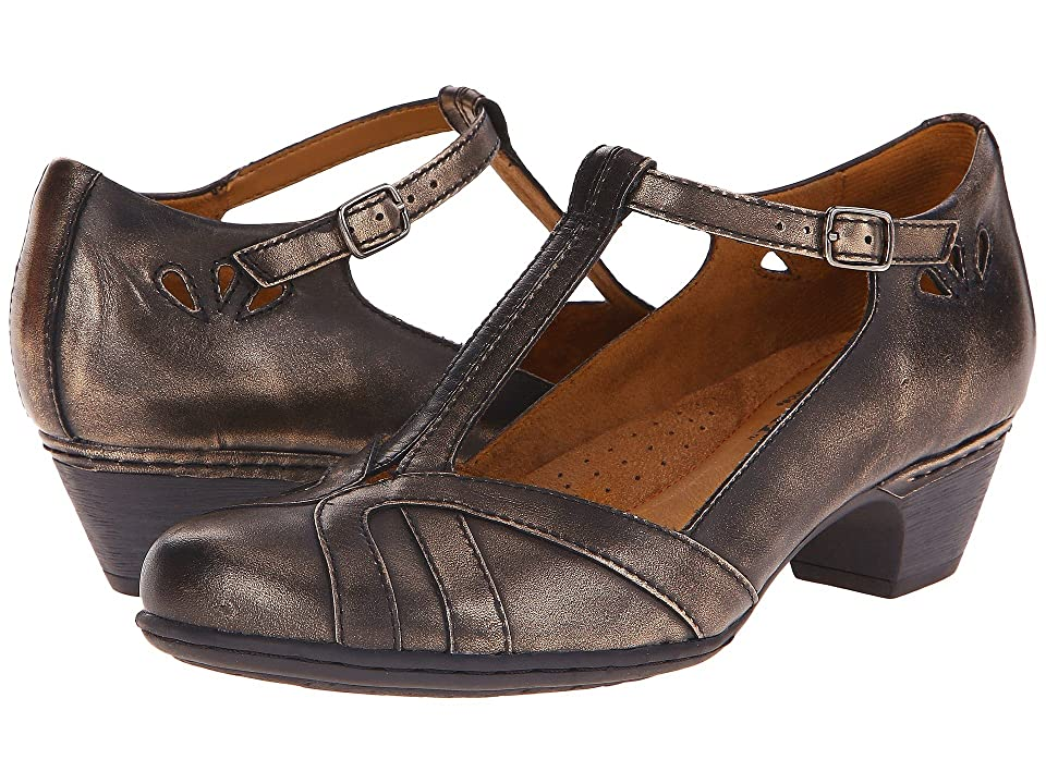 Rockport Cobb Hill Collection Cobb Hill Angelina (Metallic) Women