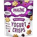 Imag!ne Mixed Berry Yogurt Crisps, 4.5 Ounce Bag
