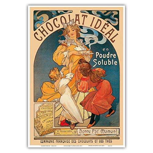 French Posters Vintage: Amazon com