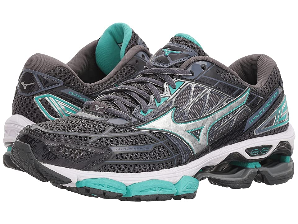 Mizuno Wave Creation 19 (Magnet/Silver) Girls Shoes