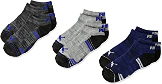 PUMA Boys' 6 Pack Sock