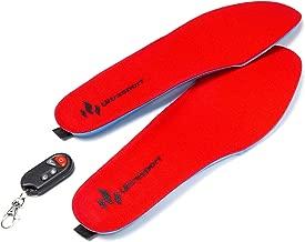 Ultrasport Beheizbare Thermosohle Deluxe Suelas calefactoras, Unisex Adulto