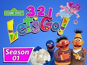 Sesame Street: 3,2,1 Let's Go  - Season 1