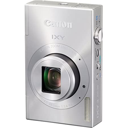Canon デジタルカメラ IXY 3 約1010万画素 光学12倍ズーム シルバー IXY3(SL)