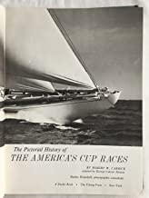 The Pictorial History of the America's Cup Races. Introduction by Harold S. Vanderbilt.