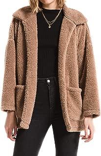 Best warehouse brown teddy coat Reviews