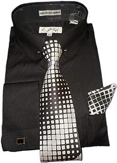 karl knox dress shirt set