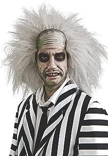 Beetlejuice Halloween Costume Wig