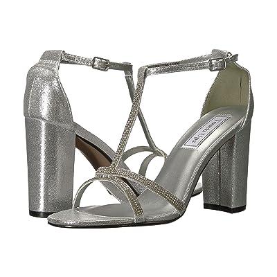 Touch Ups Gwen (Silver) High Heels