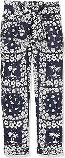 Scotch & Soda Relaxed Slim Fit Drapey Pants with Bow Detail Pantalones para Niñas