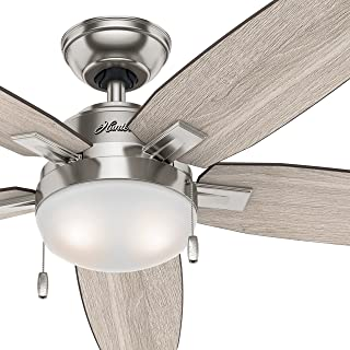 hunter contemporary ceiling fan