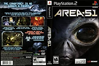 PS2 Area 51 (USED)