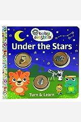 Under the Stars: Turn and Learn Wood Disc Board Book Board book