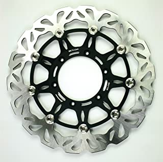 Bike It NBI BKF739 Armstrong Front Floating Brake Disc Street Wavy 1Pc 300Mm Hyosung =Md690