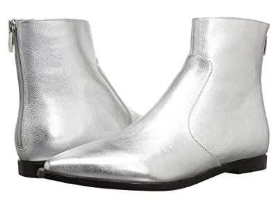 Sigerson Morrison Eranthe (Silver Metallic) Women