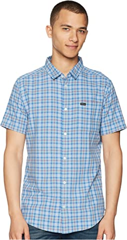 RVCA - That'll Do Plaid 3 Shirt