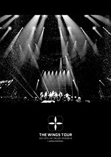 日本市場2017 BTS LIVE TRILOGY EPISODE III THE WINGS TOUR〜JAPAN EDITION〜(通常版)[DVD]品質パフォーマンス