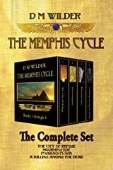 The Memphis Cycle Boxed Set: The City of Refuge, Mourningtide, Pharaoh's Son and A Killing Among the Dead Kindle Edition