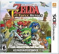 The Legend of Zelda: TriForce Heroes - 3DS (Renewed)