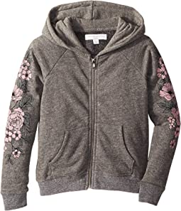 Rose SGV Zip Hoodie (Little Kids/Big Kids)