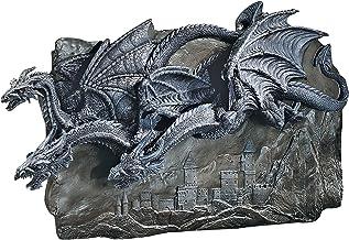 Morgoth Castle Dragons Wall Sculpture [Kitchen]