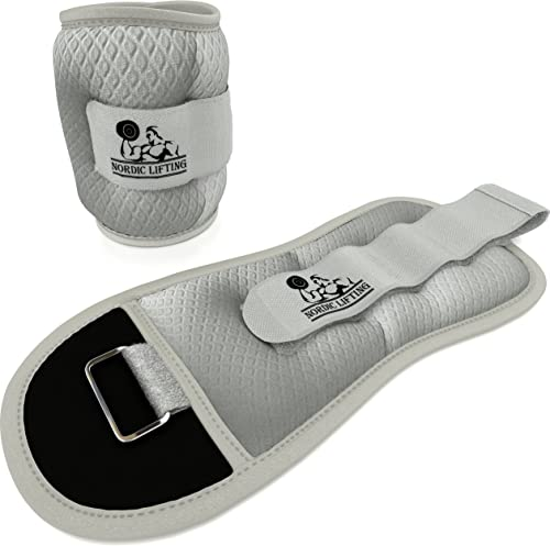 Ankle/Wrist Weights (1 Pair) for Women, Men
