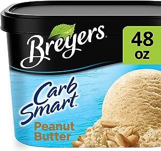 Breyers CarbSmart Dairy Dessert, Peanut Butter, 48 oz (frozen)