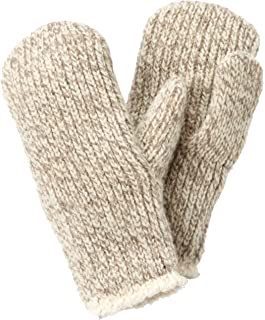 FoxRiver Men's Double Ragg Mitts Youth