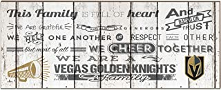KH Sports Fan Small Weathered Family Cheer Las Vegas Golden Knights