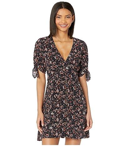 Sanctuary Modern Love Button Front Dress (Desert Nights) Women